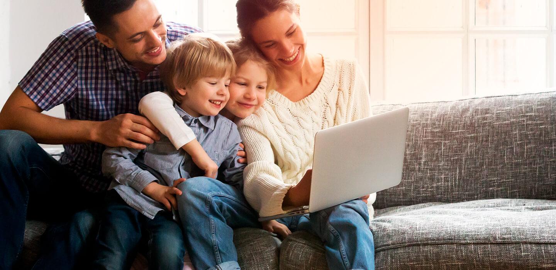 Servizi bancari online per clienti privati e famiglie